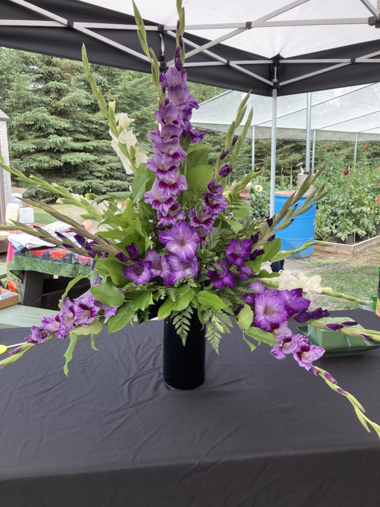Arrangement made by Marilyn